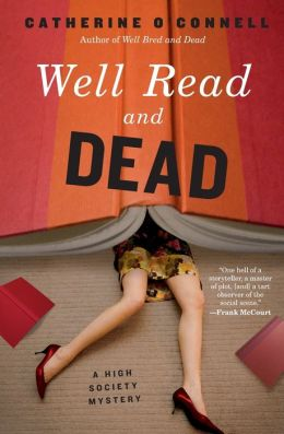 Well Read and Dead (High Society Mystery Series)