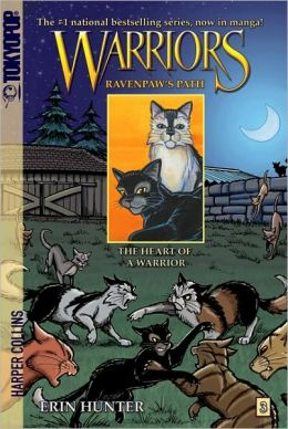 The Heart of a Warrior (Warriors: Ravenpaw's Path Series #3)