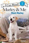 Book Cover Image. Title: Marley and Me:  Meet Marley (I Can Read! Series), Author: Natalie Engel