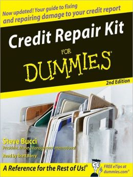 Credit Repair for Dummies: 2nd Edition