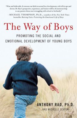 The Way Of Boys: Raising Healthy Boys in an Age of Unfair Expectations, Diagnoses, and Pills