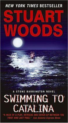 Swimming to Catalina (Stone Barrington Series #4)