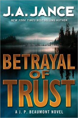 Betrayal of Trust (J. P. Beaumont Series #20)