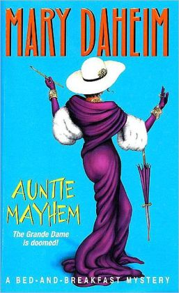 Auntie Mayhem (Bed-and-Breakfast Series #9)