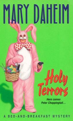 Holy Terrors (Bed-and-Breakfast Series #3)