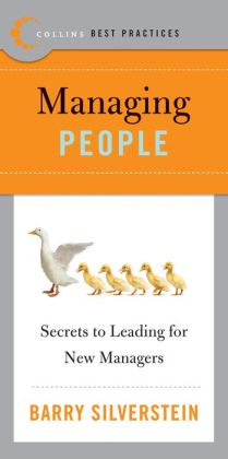 Managing People: Secrets to Leading for New Managers