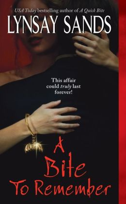 A Bite to Remember (Argeneau Vampire Series #5)