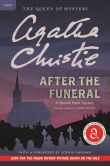 Book Cover Image. Title: After the Funeral (Hercule Poirot Series), Author: Agatha Christie