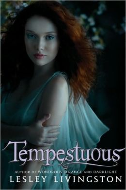 Tempestuous (Wondrous Strange Series #3)