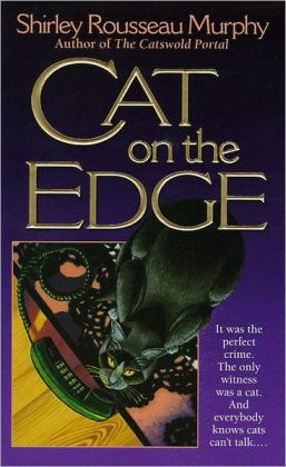 Cat on the Edge (Joe Grey Series #1)