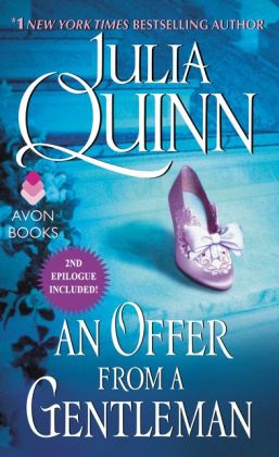 An Offer from a Gentleman (Bridgerton Series #3)