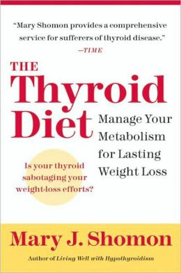 The Thyroid Diet by Mary J. Shomon | 9780061754142 | NOOK ...