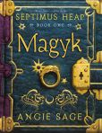 Book Cover Image. Title: Magyk (Septimus Heap Series #1), Author: Angie Sage