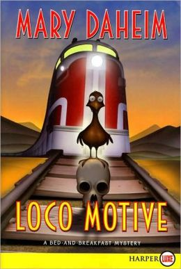 Loco Motive (Bed-and-Breakfast Series #25)