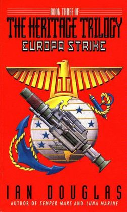 Europa Strike (Heritage Trilogy Series #3)