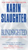 Book Cover Image. Title: Blindsighted, Author: Karin Slaughter