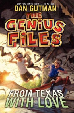 From Texas with Love (Genius Files Series #4)