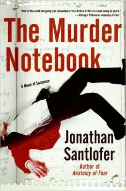 The Murder Notebook (Nate Rodriguez Series #2)