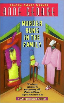 Murder Runs in the Family (Southern Sisters Series #3)