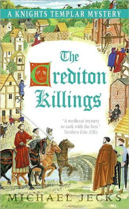 The Crediton Killings (Medieval West Country Series #4)