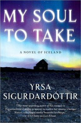 My Soul to Take (Thóra Gudmundsdóttir Series #2)
