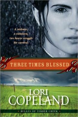 Three Times Blessed (Belles of Timber Creek Series)