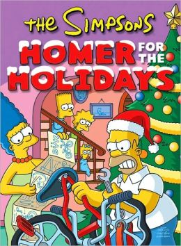 The Simpsons Homer for the Holidays