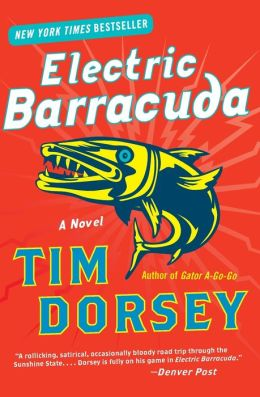 Electric Barracuda (Serge Storms Series #13)