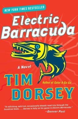 Electric Barracuda (Serge Storms Series #13)