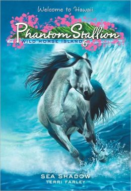 Sea Shadow (Phantom Stallion: Wild Horse Island Series #6)