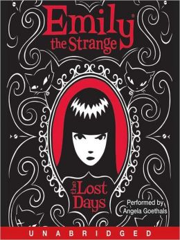 The Lost Days: Emily the Strange Series, Book 1