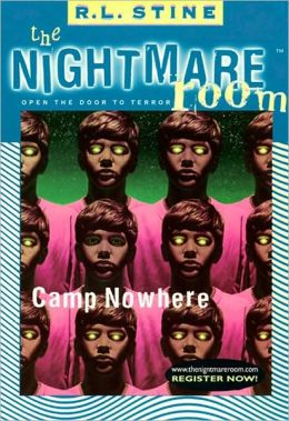 Camp Nowhere (Nightmare Room Series #9)