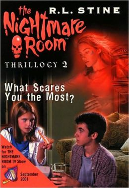What Scares You the Most? (Nightmare Room Thrillogy #2)