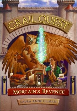 Morgain's Revenge (Grail Quest Series #2)