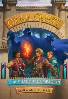 The Shadow Companion (Grail Quest Series #3)