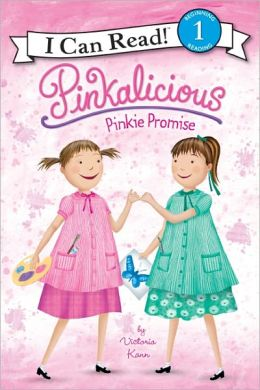 Pinkalicious: Pinkie Promise (I Can Read Book 1 Series)