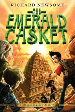 The Emerald Casket (Archer Legacy Series #2)