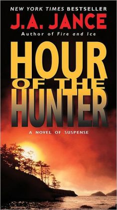 Hour of the Hunter (Brandon Walker and Diana Ladd Series #1)