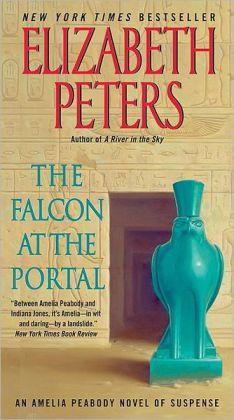 The Falcon at the Portal (Amelia Peabody Series #11)