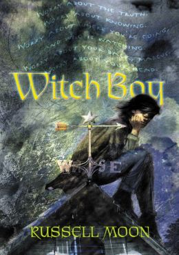Witch Boy (Witch Boy Series #1)