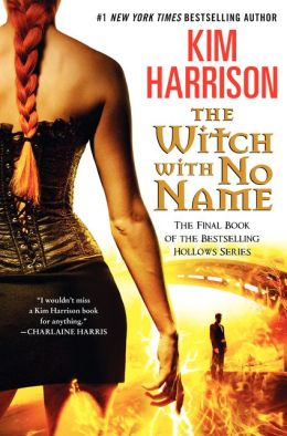 The Witch with No Name (Hollows Series #13)