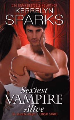 Sexiest Vampire Alive (Love at Stake Series #11)