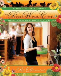 Pioneer Woman Cooks: Recipes from an Accidental Country Girl (PagePerfect NOOK Book)