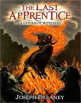 A Coven of Witches (Last Apprentice Series)