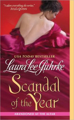 Scandal of the Year (Abandoned at the Altar Series #2)