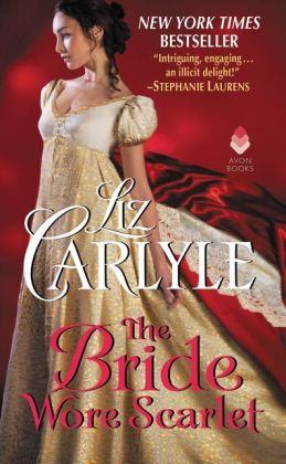 The Bride Wore Scarlet