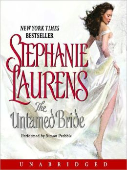 The Untamed Bride (Black Cobra Series #1)