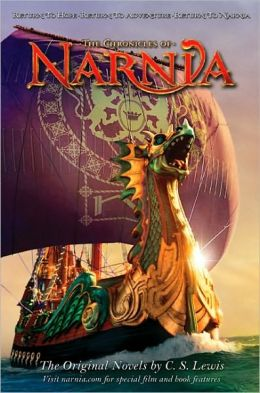 The Chronicles of Narnia Movie Tie-in Edition The Voyage of the Dawn Treader