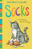 Book Cover Image. Title: Socks, Author: Beverly Cleary