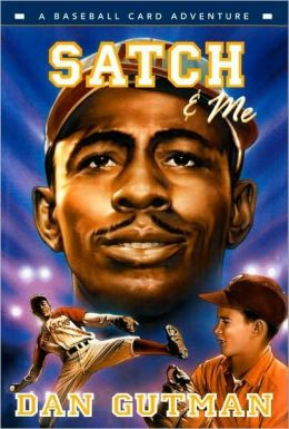 Satch and Me (Baseball Card Adventure Series)